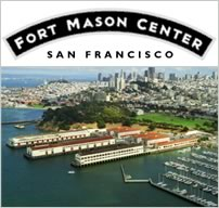 A picture of the Fort Mason Center